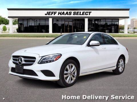 2019 Mercedes-Benz C-Class for sale at JEFF HAAS MAZDA in Houston TX