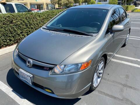 2007 Honda Civic for sale at Fiesta Motors in Winnetka CA