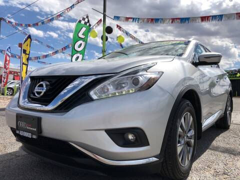 2015 Nissan Murano for sale at 1st Quality Motors LLC in Gallup NM