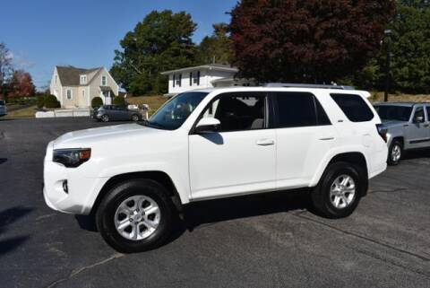 2015 Toyota 4Runner for sale at AUTO ETC. in Hanover MA