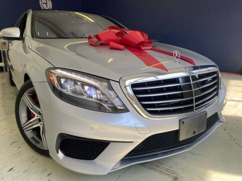 2016 Mercedes-Benz S-Class for sale at The Car House of Garfield in Garfield NJ
