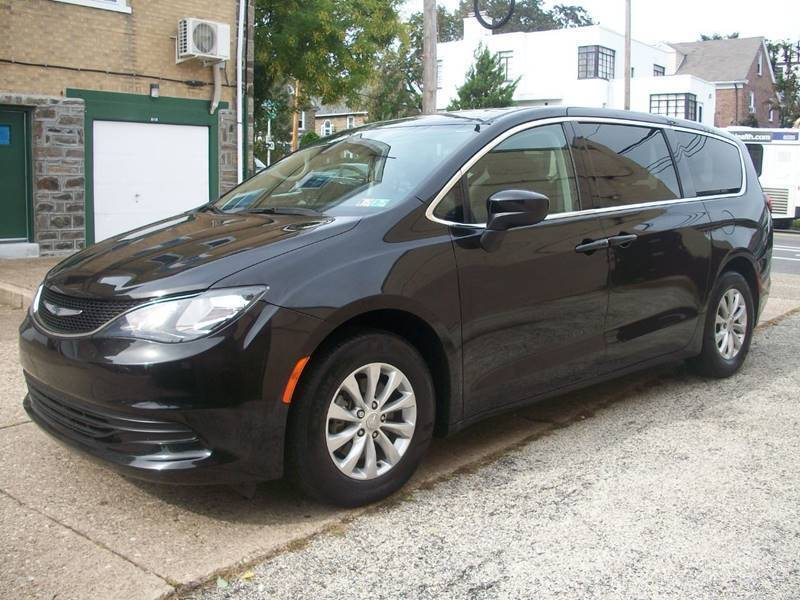 2017 Chrysler Pacifica for sale at J Michaels Auto Sales Inc in Philadelphia PA