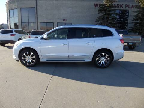 2017 Buick Enclave for sale at Elite Motors in Fargo ND
