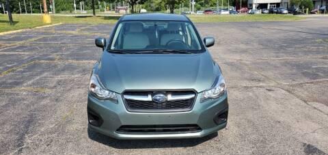 2014 Subaru Impreza for sale at Luxury Cars Xchange in Lockport IL