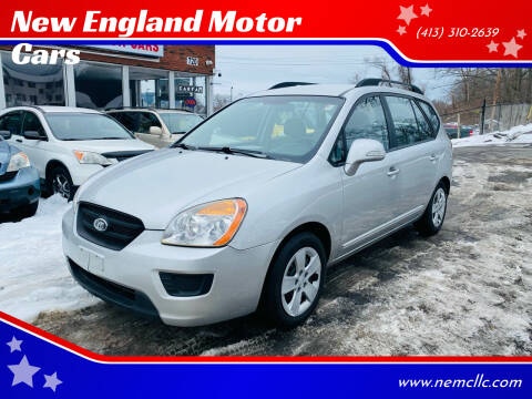 2010 Kia Rondo for sale at New England Motor Cars in Springfield MA