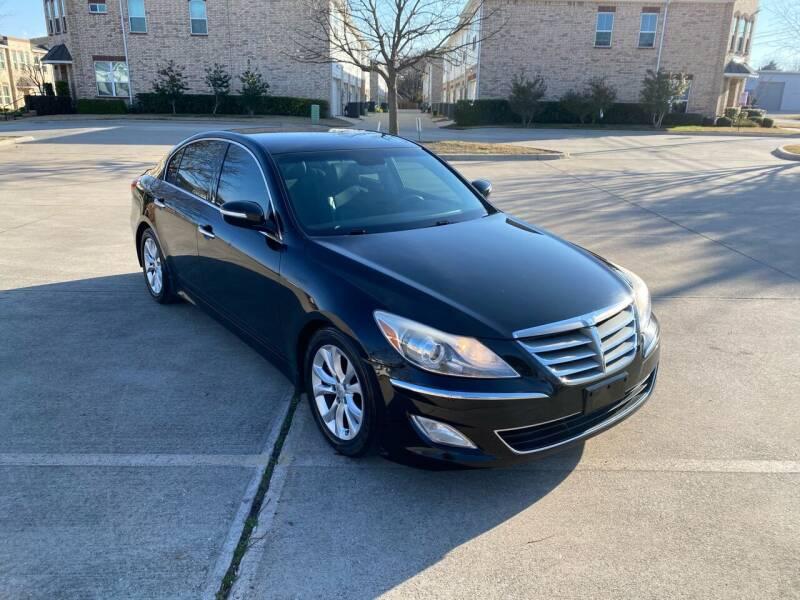 2012 Hyundai Genesis for sale in Lewisville, TX