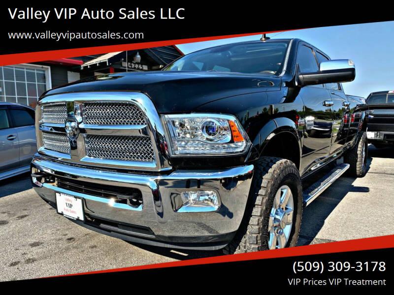 2014 RAM Ram Pickup 2500 for sale at Valley VIP Auto Sales LLC in Spokane Valley WA