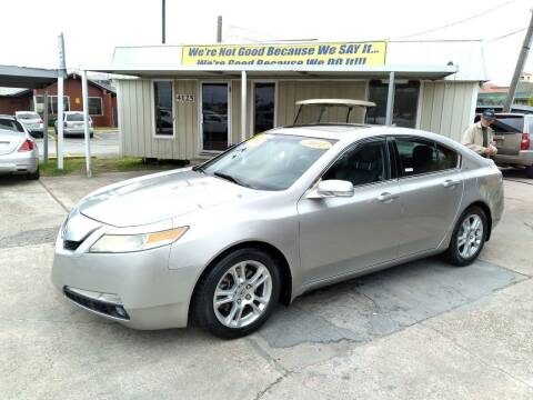 2011 Acura TL for sale at Taylor Trading Co in Beaumont TX