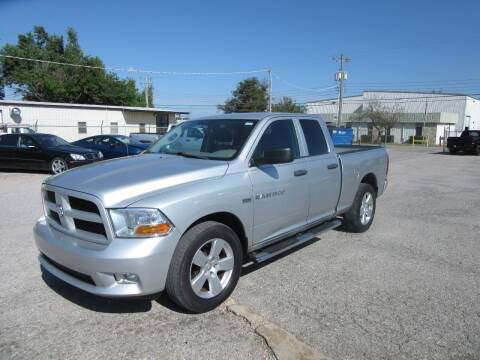 2012 RAM Ram Pickup 1500 for sale at Grays Used Cars in Oklahoma City OK