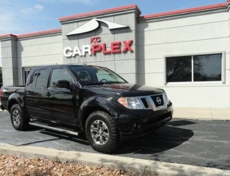 2014 Nissan Frontier for sale at KC Carplex in Grandview MO
