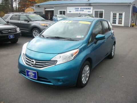 2015 Nissan Versa Note for sale at Auto Images Auto Sales LLC in Rochester NH