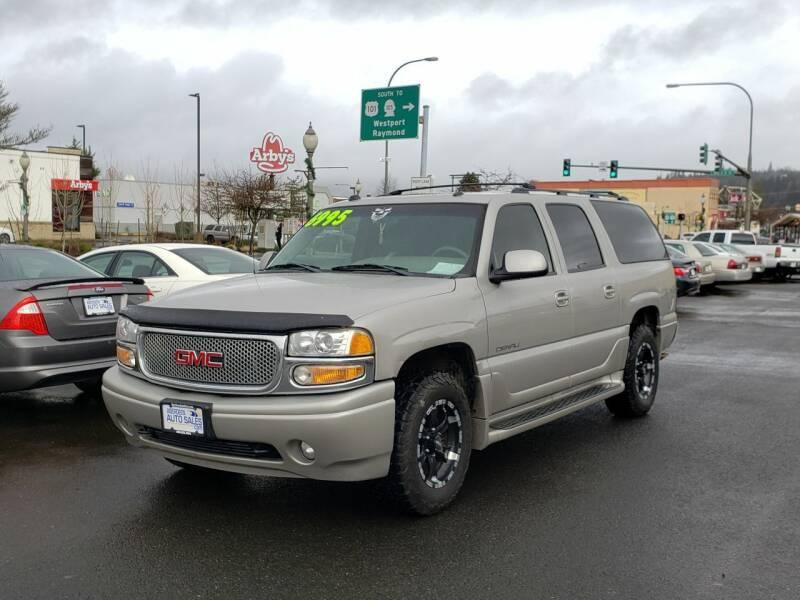 2005 GMC Yukon XL for sale at Aberdeen Auto Sales in Aberdeen WA