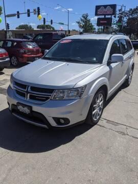 2012 Dodge Journey for sale at Corridor Motors in Cedar Rapids IA