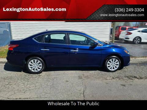 2017 Nissan Sentra for sale at LexingtonAutoSales.com in Lexington NC