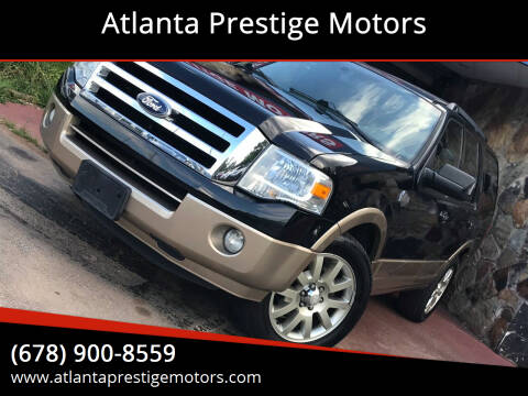 2011 Ford Expedition for sale at Atlanta Prestige Motors in Decatur GA
