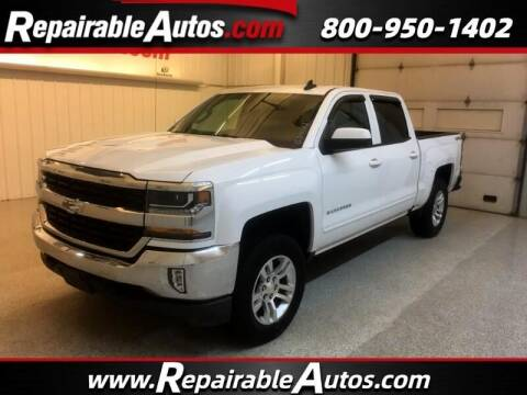 2016 Chevrolet Silverado 1500 for sale at Ken's Auto in Strasburg ND