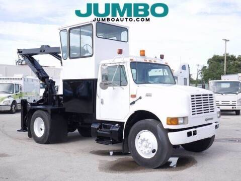 2001 International 4700 for sale at JumboAutoGroup.com in Hollywood FL