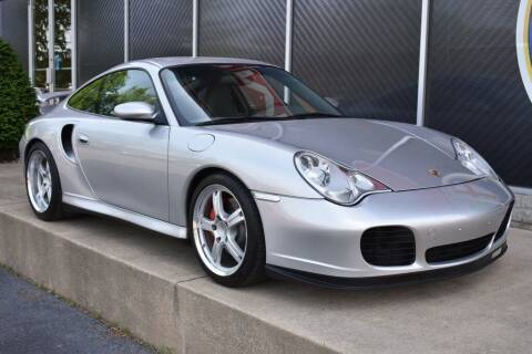 2004 Porsche 911 for sale at Alfa Romeo & Fiat of Strongsville in Strongsville OH