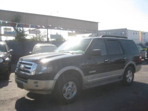 2008 Ford Expedition for sale at Town and Country Motors - 1702 East Van Buren Street in Phoenix AZ