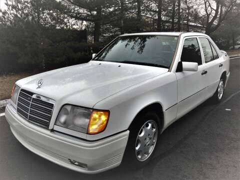 1994 Mercedes-Benz E-Class for sale at Ultimate Motors in Port Monmouth NJ