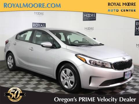 2018 Kia Forte for sale at Royal Moore Custom Finance in Hillsboro OR