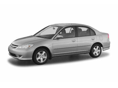 2004 Honda Civic for sale at Metairie Preowned Superstore in Metairie LA