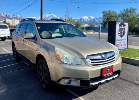 2010 Subaru Outback for sale at The Car-Mart in Murray UT