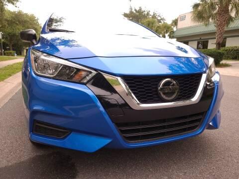 2020 Nissan Versa for sale at Monaco Motor Group in Orlando FL