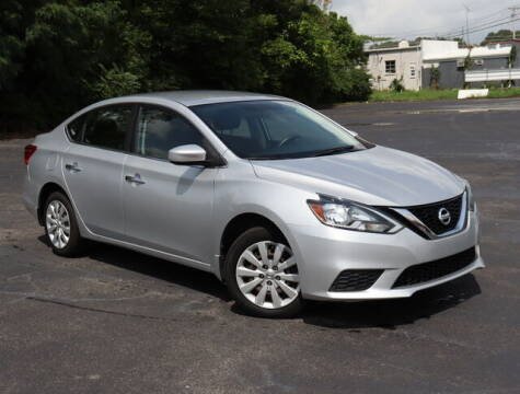 2016 Nissan Sentra for sale at Williams Auto Sales, LLC in Cookeville TN