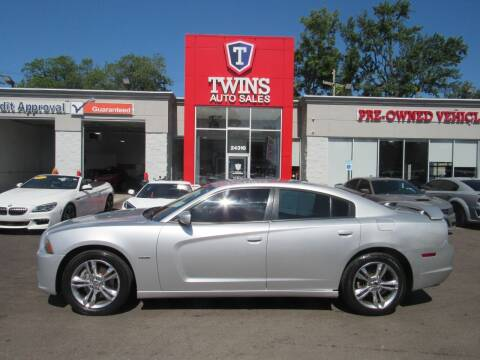 2012 Dodge Charger for sale at Twins Auto Sales Inc in Detroit MI