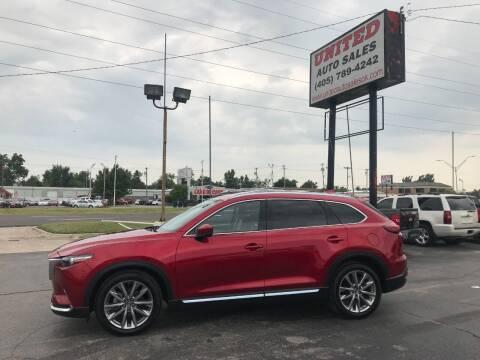 2019 Mazda CX-9 for sale at United Auto Sales in Oklahoma City OK