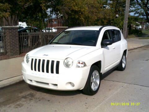 2010 Jeep Compass for sale at Fred Elias Auto Sales in Center Line MI