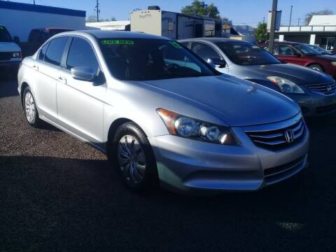 2012 Honda Accord for sale at 1ST AUTO & MARINE in Apache Junction AZ