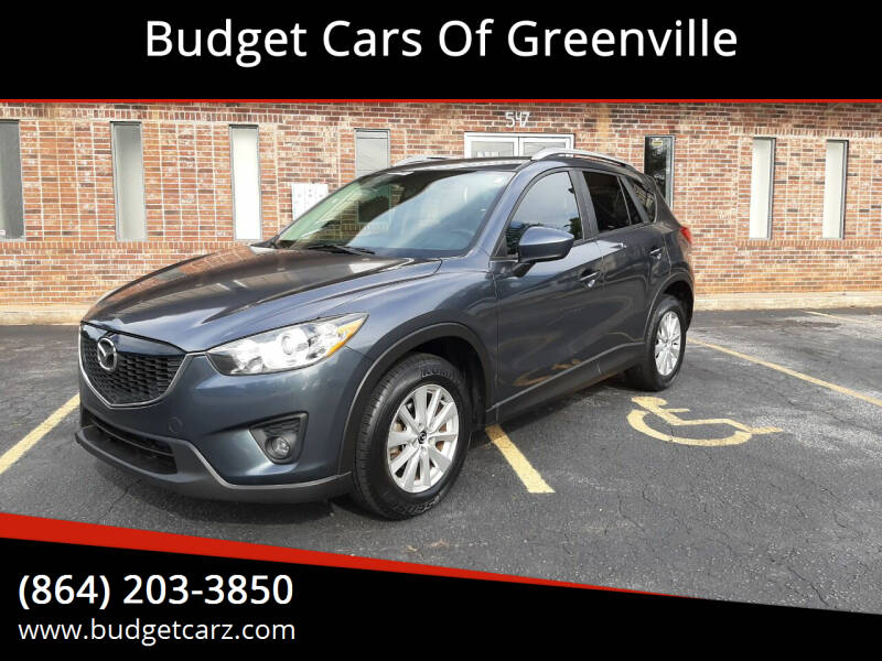 2013 Mazda CX-5 for sale at Budget Cars Of Greenville in Greenville SC