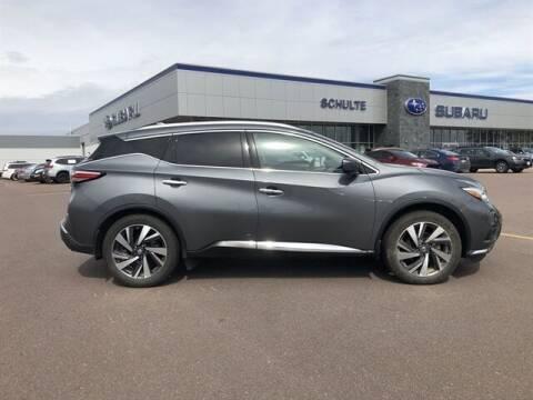 2017 Nissan Murano for sale at Schulte Subaru in Sioux Falls SD