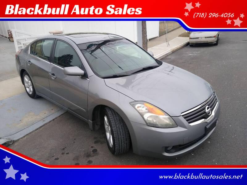2009 Nissan Altima for sale at Blackbull Auto Sales in Ozone Park NY