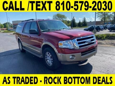2014 Ford Expedition EL for sale at LASCO FORD in Fenton MI