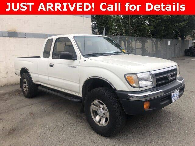 1998 Toyota Tacoma for sale at Toyota of Seattle in Seattle WA