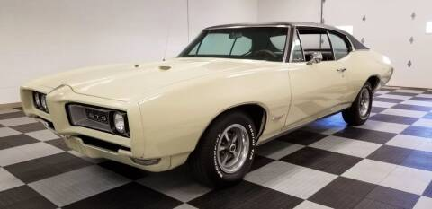 1968 Pontiac GTO for sale at 920 Automotive in Watertown WI