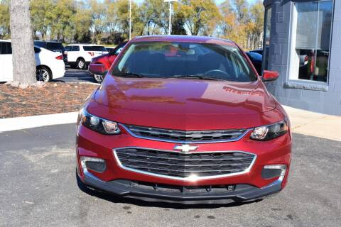 2017 Chevrolet Malibu for sale at Heritage Automotive Sales in Columbus in Columbus IN