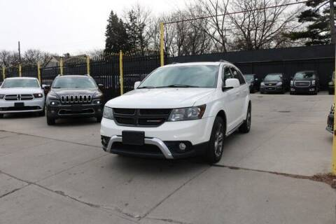 2015 Dodge Journey for sale at F & M AUTO SALES in Detroit MI