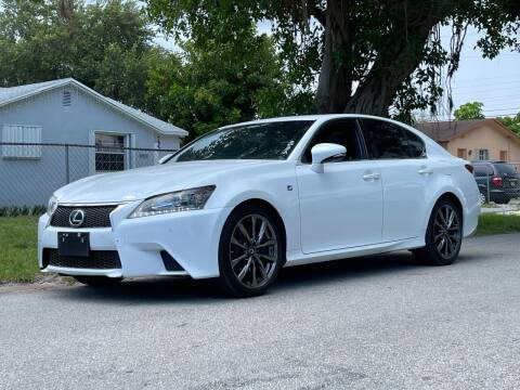 2015 Lexus GS 350 for sale at Auto Direct of South Broward in Miramar FL