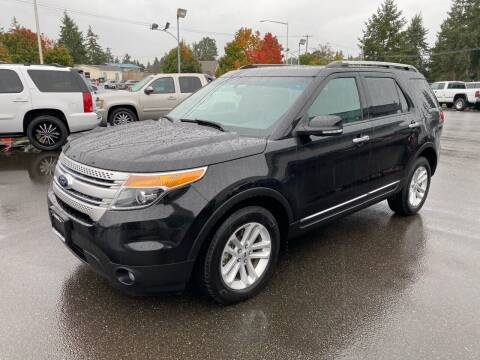 2014 Ford Explorer for sale at Vista Auto Sales in Lakewood WA