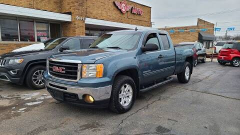 2011 GMC Sierra 1500 for sale at JT AUTO in Parma OH