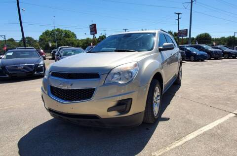 2012 Chevrolet Equinox for sale at International Auto Sales in Garland TX