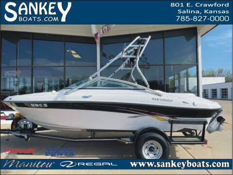 2007 Four Winns Horizon 190 for sale at SankeyBoats.com in Salina KS