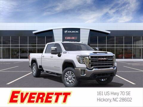 2021 GMC Sierra 2500HD for sale at Everett Chevrolet Buick GMC in Hickory NC