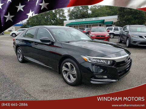 2019 Honda Accord for sale at Windham Motors in Florence SC