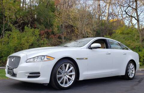 2013 Jaguar XJ for sale at The Motor Collection in Columbus OH