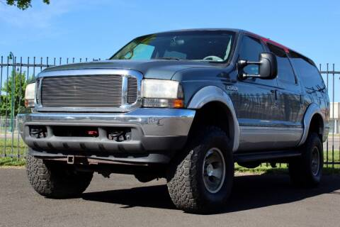 2001 Ford Excursion for sale at Avanesyan Motors in Orem UT